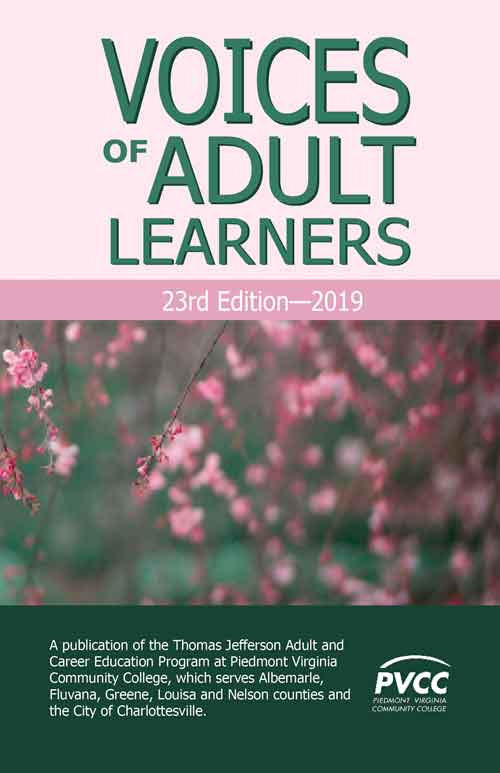 Voices of Adult Learners book cover