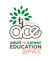 Thomas Jefferson Adult and Career Education Logo