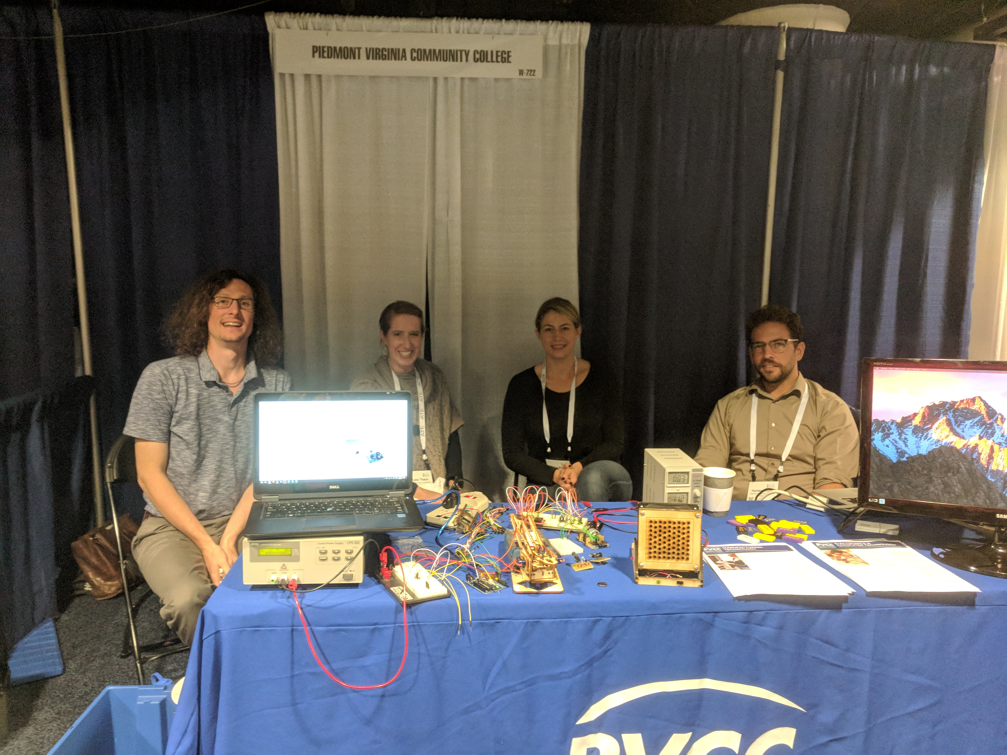 PVCC at ATE PI Conference