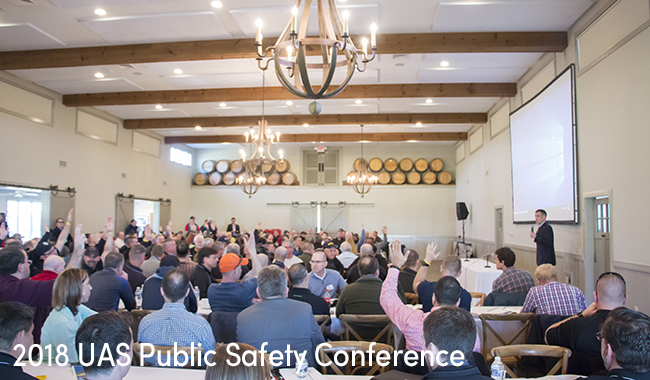 2018 UAS Public Safety Conference